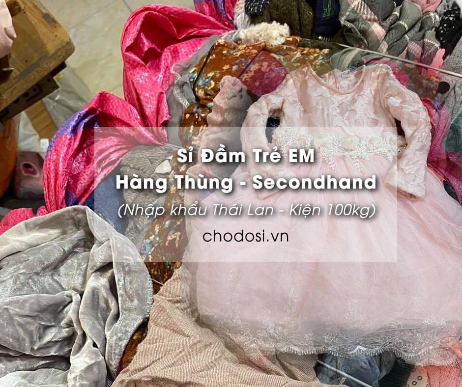 si dam tre em hang thung - ahng secondhand