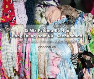 si mx pyjama do ngu hang thung nam nu secondhand