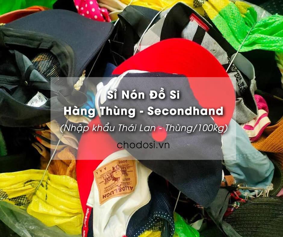 si non do si hang thung secondhand