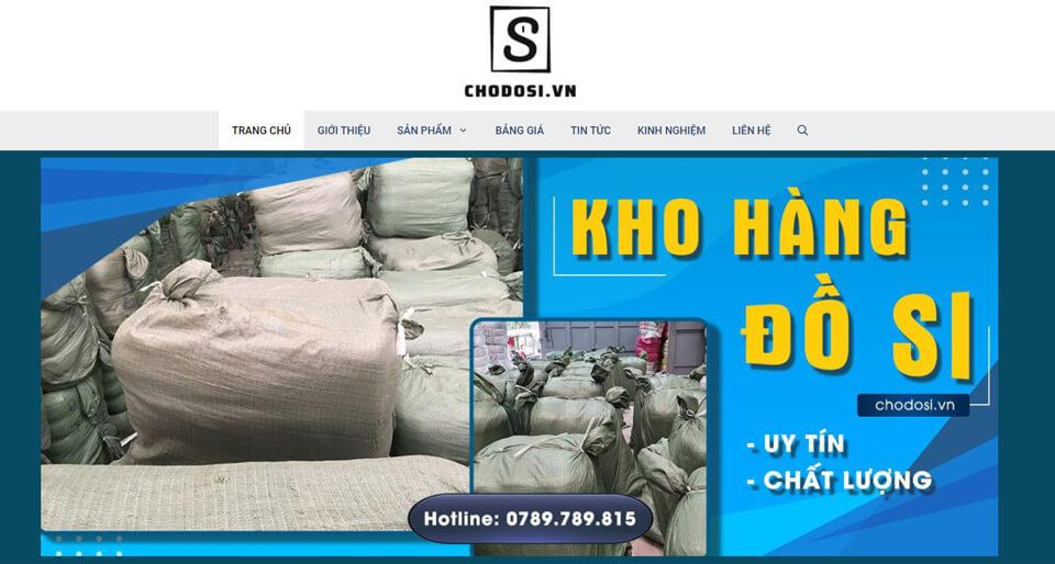 website chodosi.vn